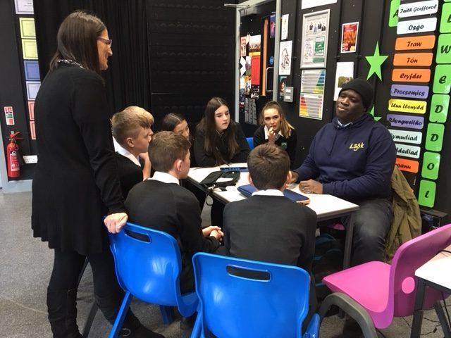 classroom mentoring