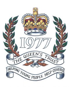The Queens Trust logo