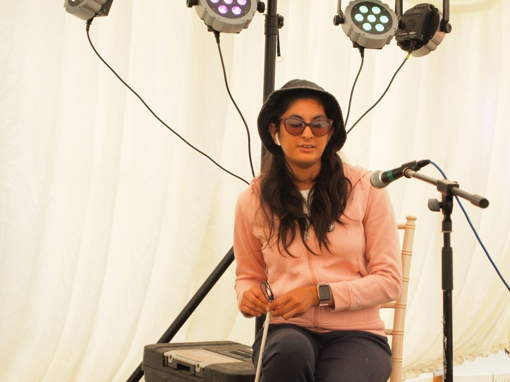 a picture of LOOKFest speaker Maleeka Abbas