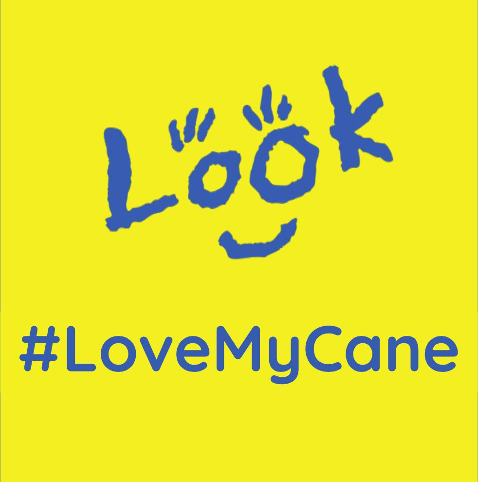 love my cane and look logo